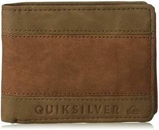 Quiksilver Men's Supply Slim Trifold Wallet