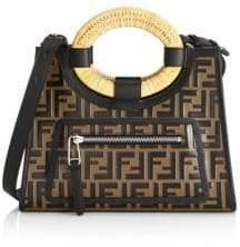 Fendi Women's Small FF Runaway Shopper Bag