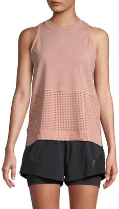 adidas by Stella McCartney Perforated Tank Top
