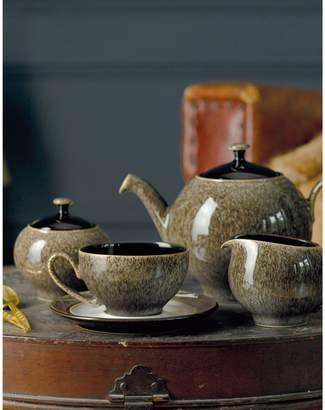 Denby Praline Stoneware Covered Sugar Bowl