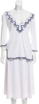 Milly Embellished Long Sleeve Tunic