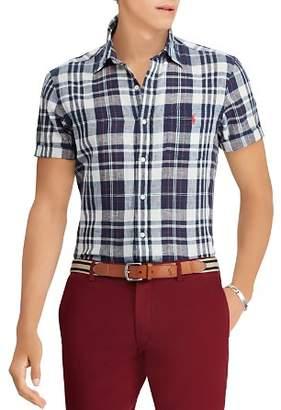 Polo Ralph Lauren Polo Classic Fit Plaid Shirt