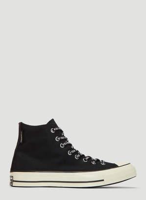 82375e8a3bfa6e Converse High Chuck Taylor 1970s Gortes All Star Sneakers in Black