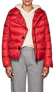 Rossignol Women's Kiss! Down Puffer Jacket - Red