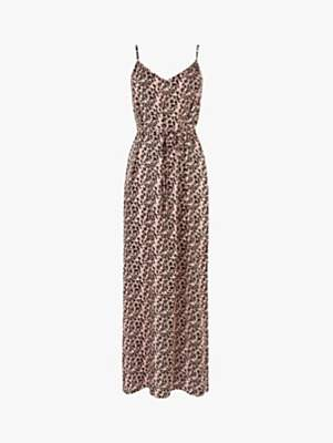 4df31afc2 Leopard Print Maxi Dress - ShopStyle UK