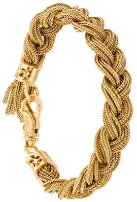 Emanuele Bicocchi braided style bracelet