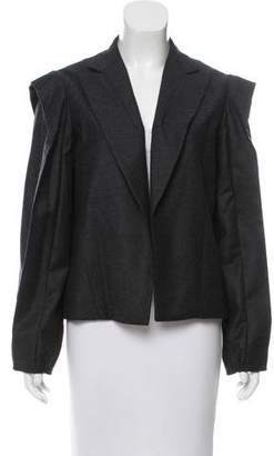 Saint Laurent Casual Wool Jacket w/ Tags