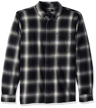 Hudson Men's Weston Plaid Flannel Shirt