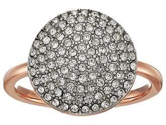 Michael Kors Pave Disk Ring Ring