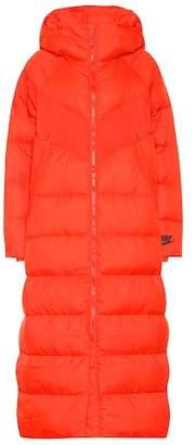 Nike Down-filled puffer coat