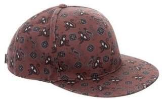 Dolce & Gabbana Monkey Baseball Cap w/ Tags