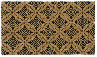 Rubber-Cal, Inc. Classic Fleur de Lis French Home Doormat