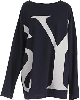 Y's Y`s Color-block Fitted Sweatshirt