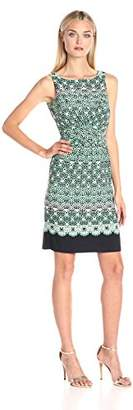 Donna Morgan Women's Twisted Front Draped MJ Dress $47.99 thestylecure.com