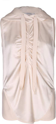 Schumacher Dorothee Sublime Shine Hooded Blouse