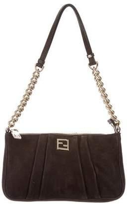 Fendi Iridescent Shoulder Bag