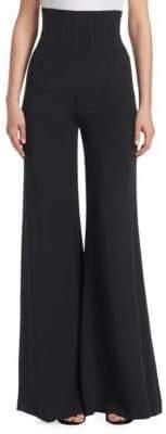 Cushnie et Ochs High-Waist Wide-Leg Pants