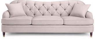 Kate Spade Drake Tufted Sofa - Lilac