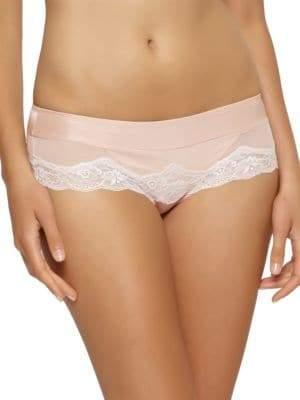 Entre-Doux Lace Trimmed Panty