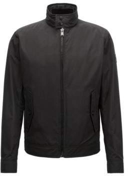 BOSS Hugo Three-in-one water-repellent jacket & detachable vest 40R Black