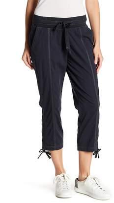 Jag Jeans Kensie Poplin Cropped Pants