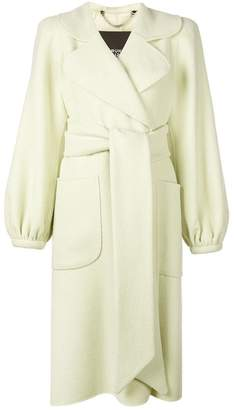 Marc Jacobs belted midi coat