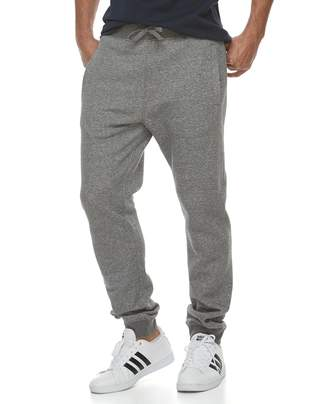Men's Hollywood Jeans Space-Dye Knit Jogger Pants