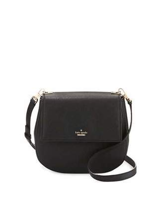 Kate Spade New York Cameron Street Byrdie Leather Crossbody Bag $298 thestylecure.com