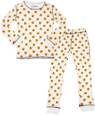 PJ Salvage KIDS - Kids Heart Eyes PJ Set