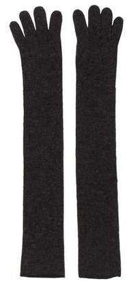Hermes Long Cashmere Gloves