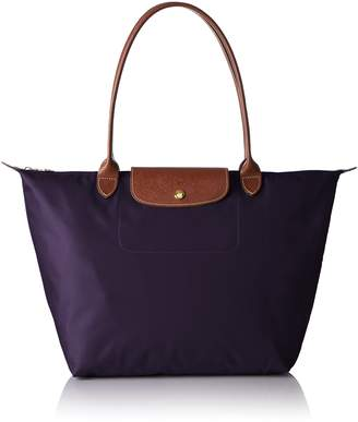 Longchamp Women's Large Le Pliage Shoulder Nylon Bag Tote