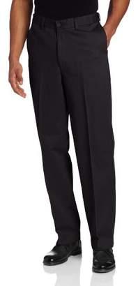 Savane Men's Flat Front Performance Chino Pant
