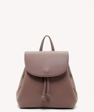 Sole Society Jaylee Mini Backpack w/ Round Flap