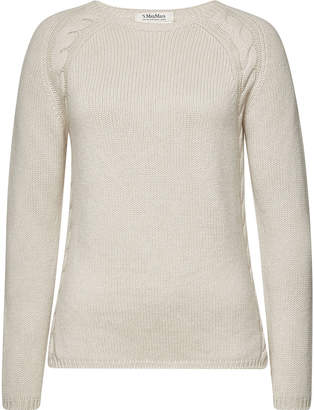 Max Mara S Giotpi Cashmere Pullover