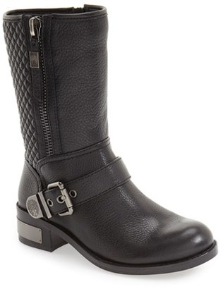Women's Vince Camuto 'Whynn' Moto Boot $188.95 thestylecure.com