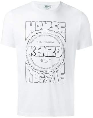 Kenzo House Of Reggae T-shirt