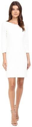 Christin Michaels McKenzie Textured Sheath Dress $112 thestylecure.com