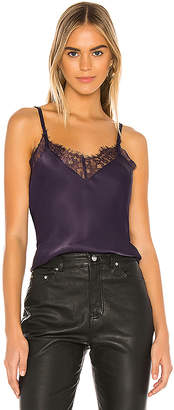 7 For All Mankind Lace Trim Cami