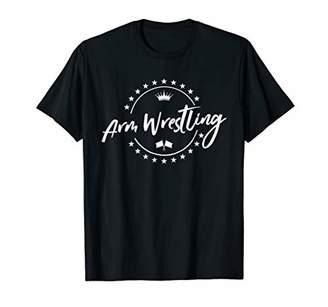 Arm Wrestling Arm Wrestler T-Shirt