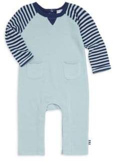Splendid Baby Boy's Cotton-Blend Raglan Onesie