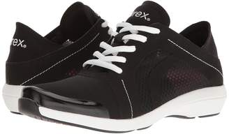 Aetrex Berries Fashion Sneakers Women's Lace up casual Shoes