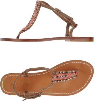Ambre Babzoe Toe strap sandals - Item 11119091FG
