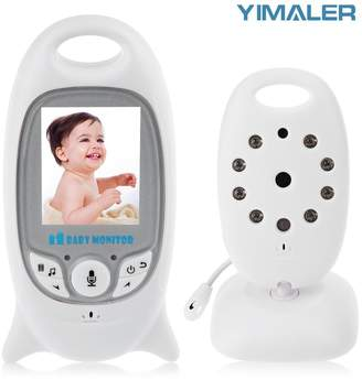 Equipment Yimaler Wireless Baby Monitor with Camera Two Way Talk Night Vision Temperature Monitoring 2.0'' LCD Screen