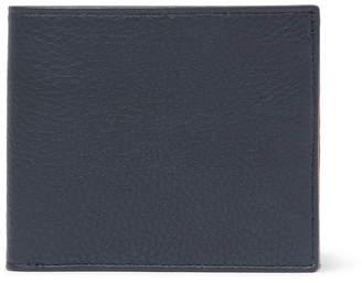 Maison Margiela Full-Grain Leather Billfold Wallet