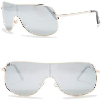 Joe's Jeans 132mm Shield Sunglasses