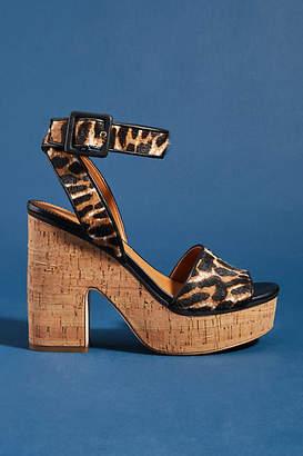 Franco Sarto Franny Platform Sandals