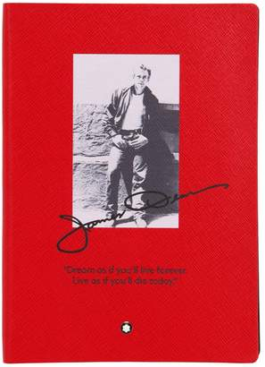Montblanc 146 Gc James Dean Lined Notebook