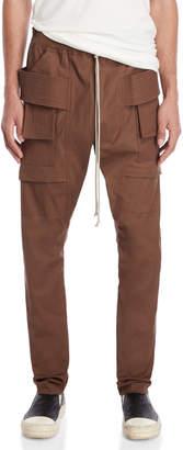 Rick Owens Drawstring Cargo Pants