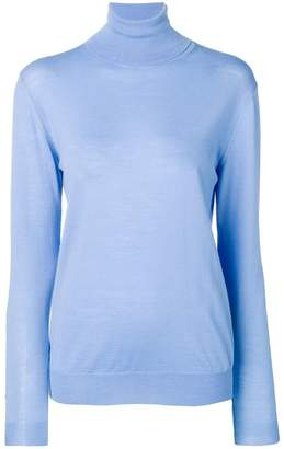Stella McCartney fine-knit turtleneck jumper