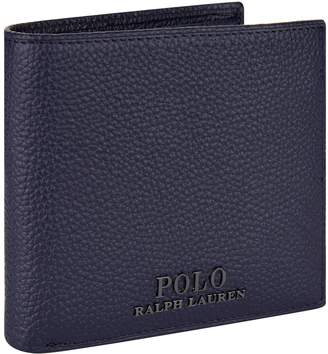 Polo Ralph Lauren Grained Leather Wallet